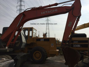 Used Hitachi Ex160wd-1 Excavator Original Paint pictures & photos