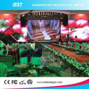 P3mm High Resolution Indoor Full Color Rental LED Display Screen