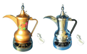 Electric Arabic Coffee Maker Stainless Steel Pot pictures & photos