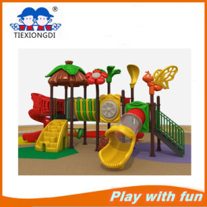 Playground Equipment Natural Series Outdoor Playground on Stock pictures & photos