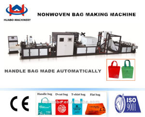 The Most Popular and Cost-Effective Nonwoven Bag Sewing Machine pictures & photos