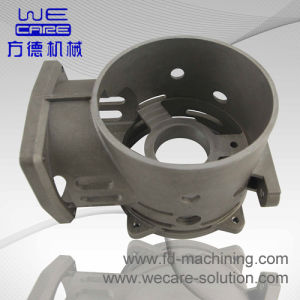 Aluminum Casting for CNC Machining Parts with SGS Certification From Chinese Factory