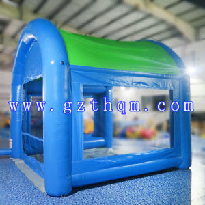Inflatable Spray Booth/Small Paint Spray Booth/Inflatable Tent pictures & photos
