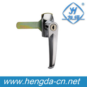 Yh9673 Industrial Door Flush Swing Cabinet Handle Lock pictures & photos