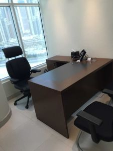 Office Furniture Wood Office Manager Table (FOH-OFT1) pictures & photos