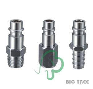 Europe Type Pneumatic Quick Coupling. /Coupler Air Tool Fitting Plug pictures & photos