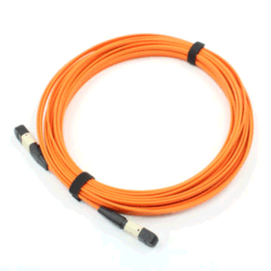 MPO-MPO Multimode Fiber Optical Patchcord with 40g Transmission pictures & photos