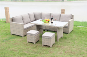 Outdoor Sofa Garden Rattan Furniture