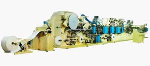 The Finish Process Sanitary Napkin Production Line pictures & photos