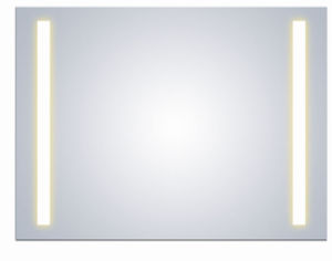 2016 New Product Strive Hotel Bathroom LED Mirror