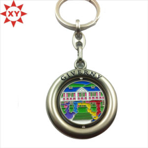 Revolving Keyholder with Logo Made in China (XY-mxl91002) pictures & photos