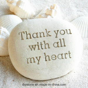 Engraved Stone Memory Valentine′s Day Gift pictures & photos