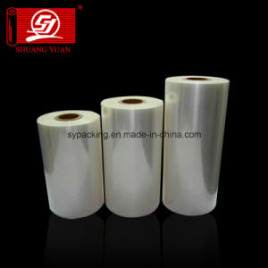 Shuangyuan High Transparency LLDPE Machine Grade Stretch Film Pallet Packing with SGS Report pictures & photos