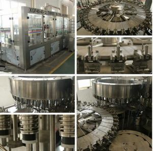 Good Quality Full Automatic Complete Large Capacity Water Filling Line pictures & photos