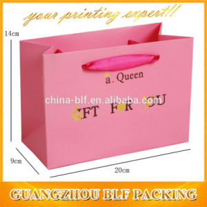 Popular Paper Gift Bag pictures & photos
