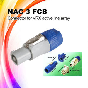 Nac 3 Fcb Power Connector for Active Speaker (VRX932LAP) pictures & photos