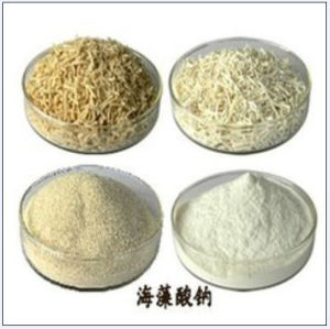 Industrial Sodium Alginate for Textile and Printing Grade pictures & photos