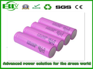 Icr18650 26jm 2600mAh Lithium Battery 3.7V Samsung Li-ion Battery pictures & photos