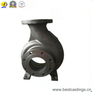 High Quality OEM Custom Cast Iron Pump Part pictures & photos