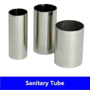 S30400 Welded Austenitic Stainless Steel Sanitary Tube