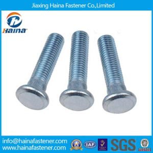 Special Fastener Automobile Zinc Plated Wheel Hub Bolt pictures & photos