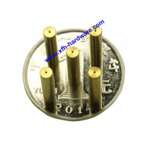 Brass Turning Part Optical Fiber Bushing Sleeve