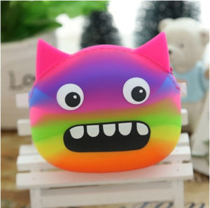 Most Popular Silicone Coin Purse pictures & photos