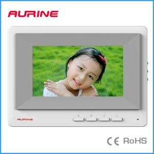 7 Inch AC/DC Portable Power Module Video Intercom Door Phone