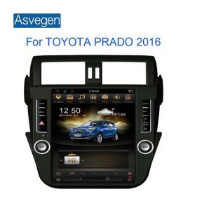 Factory Price! Android Auto 6 0 Car Stereo Installation Bluetooth Speaker  with MP3/4 4G Radio USB DVD Player for Toyota Old Prado