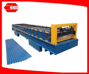 Metal Tile Corrugated Roof Sheet Making Machine (YX19-76.2-762/838) pictures & photos