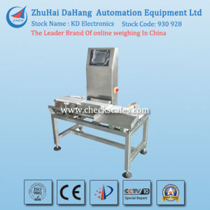 Automatic Checkweigher with Hbm Loadcell pictures & photos