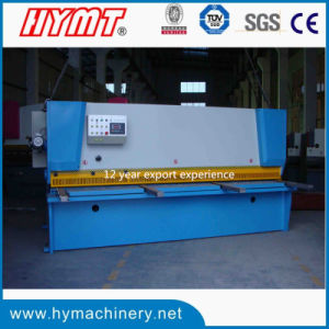 QC11y-10X2500 Hydraulic Guillotine Shearing Machine & Steel Plate Cutting Machine pictures & photos