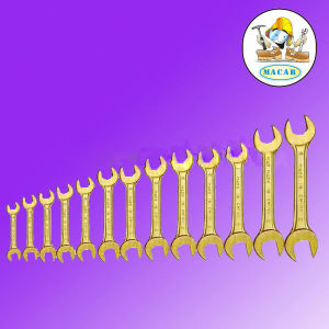 13 Piece Mini Metric Combination Wrench Set 8-21mm
