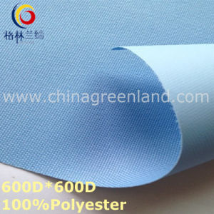 600 D Polyester Plain Oxford Fabric Coated for Textile (GLLML308) pictures & photos