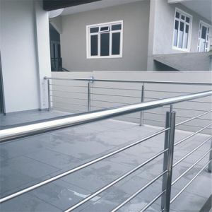 Pipe Stainless Steel Tube Handrail Decking balustrade DIY 304