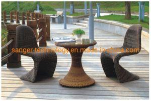 Patio Outdoor Furniture Set Poly Rattan