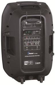 PA Multi-Function Power Amplifier Amplifier Pl-9936 Speaker