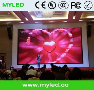 P6 Outdoor Waterproof SMD Rental Full Color LED Wall, LED Screen, LED Display