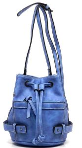 Drawstring Ladies Handbags Leather Handbags Promotion Bags pictures & photos