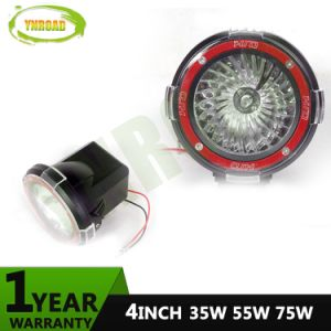 4inch 75W HID Work Driving Light for Offroad Truck