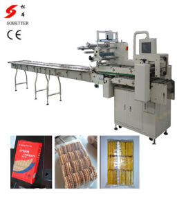Multi Row Biscuit Packing Machine pictures & photos