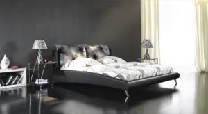 Most Comfortable Bedroom Modern Soft Bed (6057) pictures & photos