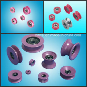 Ceramic Wire Guides with Bearing (Guiding Pulley)