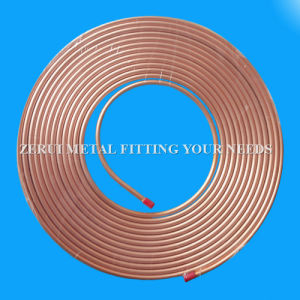 Flexible Copper Pipe for Split Air Conditioner pictures & photos