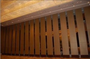 Restaurant Interior Design Movable Partition