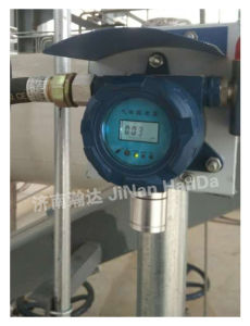 Fixed H2 Gas Monitor for Industrial Use