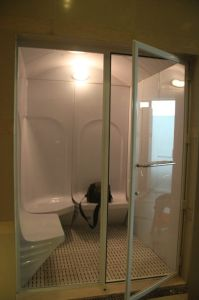 High Quality Acrylic Wet Steam Sauna Room pictures & photos