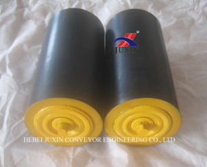 Belt Conveyor Spare Parts Roller Idler Pulley Drum Frame pictures & photos