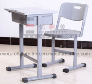 China Classroom Student School Furniture Desk Chair Set pictures & photos