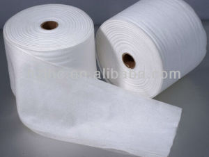 Viscose/Polyester Spunlace Nonwoven Fabric for Wet Wipes